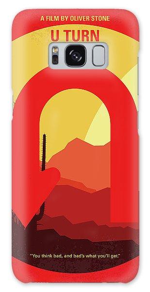 Stone Wall Galaxy Case - No745 My Uturn Minimal Movie Poster by Chungkong Art