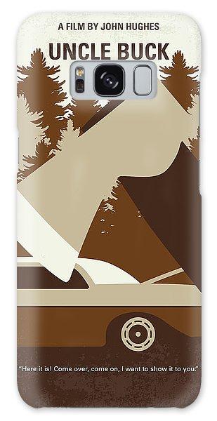 Indianapolis Galaxy Case - No818 My Uncle Buck Minimal Movie Poster by Chungkong Art