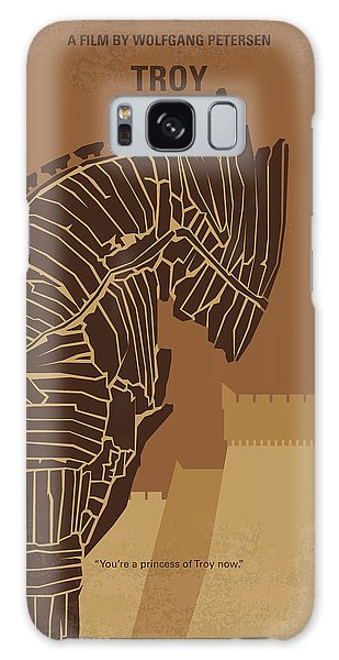 No862 My Troy Minimal Movie Poster Galaxy S8 Case
