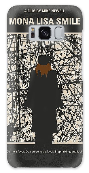 1950s Galaxy Case - No914 My Mona Lisa Smile Minimal Movie Poster by Chungkong Art