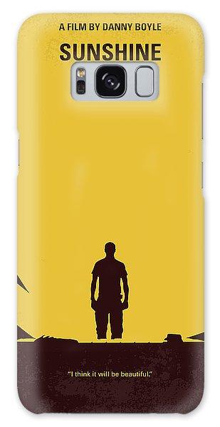 Mercury Galaxy Case - No947 My Sunshine Minimal Movie Poster by Chungkong Art