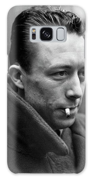 Nobel Prize Winning Writer Albert Camus Unknown Date #1 -2015 Galaxy Case