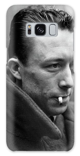 Nobel Prize Winning Writer Albert Camus Paris, France, 1962 -2015 Galaxy Case
