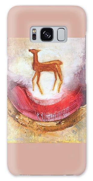 Noble Deer Galaxy Case