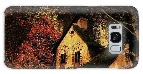 Cottage Galaxy Case - Nobody Home by G Berry