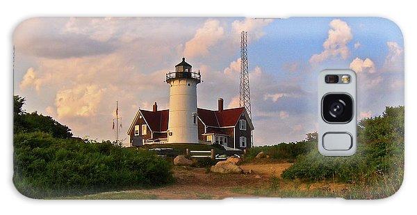 Nobska Lighthouse Galaxy Case
