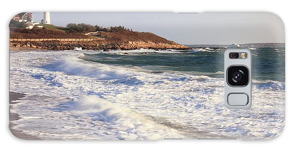 Nobska Point Seascape Galaxy Case
