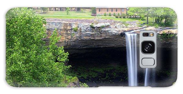 Noccolula Falls Gadsden Alabama Galaxy Case