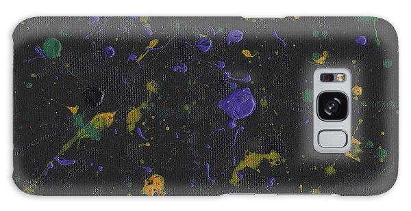 Nola Mardi Gras Galaxy Case by Phil Strang