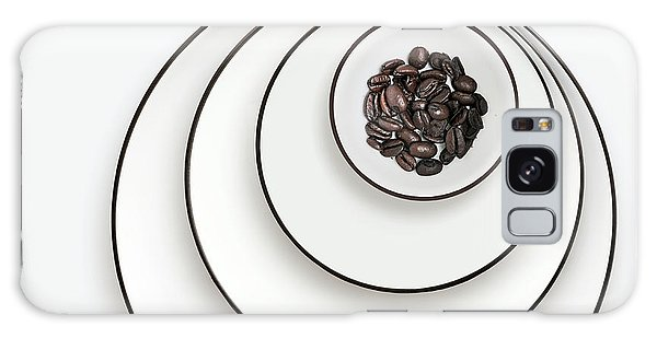 Nonconcentric Dishware And Coffee Galaxy Case by Joe Bonita