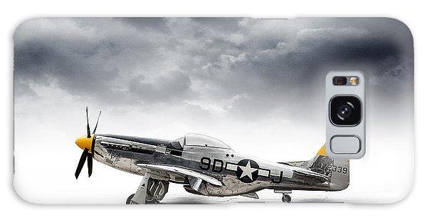 North American P-51 Mustang Galaxy Case by Douglas Pittman