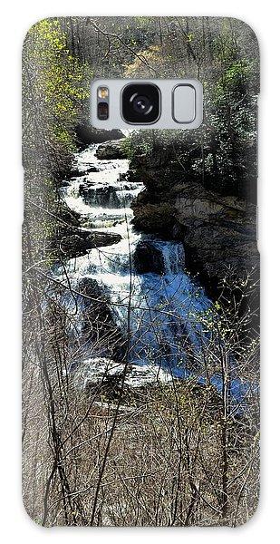 North Carolina Falls Galaxy Case
