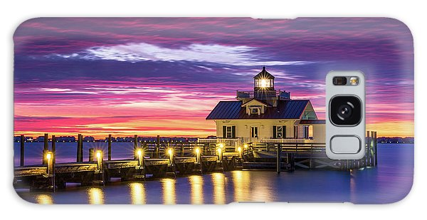 North Carolina Outer Banks Lighthouse Manteo Obx Nc Galaxy Case