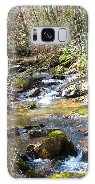 North Carolina Stream Galaxy Case