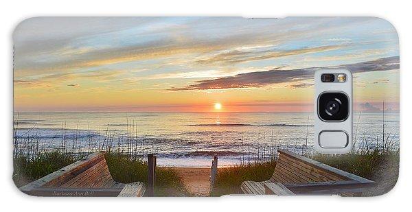 North Carolina Sunrise Galaxy Case