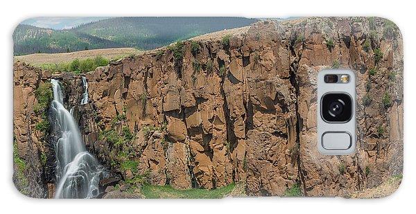 North Clear Creek Falls, Creede, Colorado 2 Galaxy Case