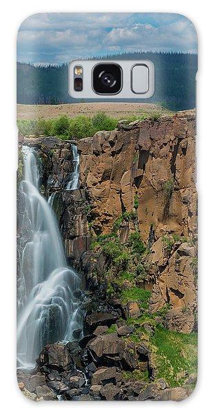 North Clear Creek Falls, Creede, Colorado Galaxy Case