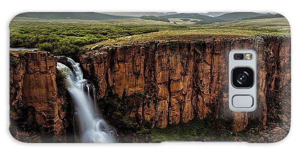 North Clear Creek Falls Galaxy Case