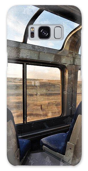 North Dakota Great Plains Observation Deck Galaxy Case by Kyle Hanson