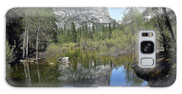 North Dome From Mirror Lake Galaxy Case