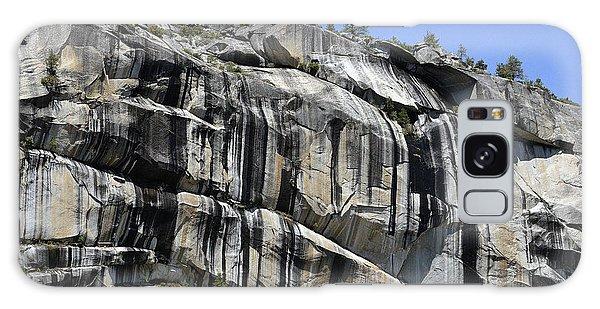 North Dome Granite From Mirror Lake Galaxy Case