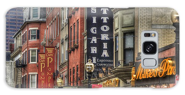 North End Charm 11x14 Galaxy Case