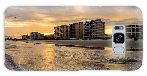 North Myrtle Beach Sunset Galaxy Case