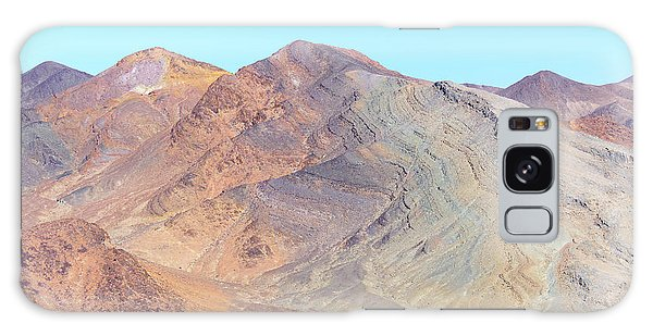 Galaxy Case featuring the photograph North Of Avawatz Mountain by Jim Thompson