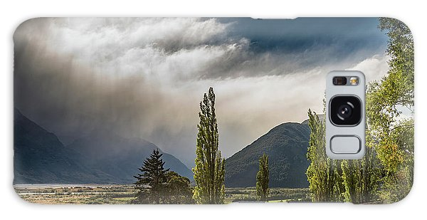 Galaxy Case featuring the photograph North Of Glenorchy by Gary Eason