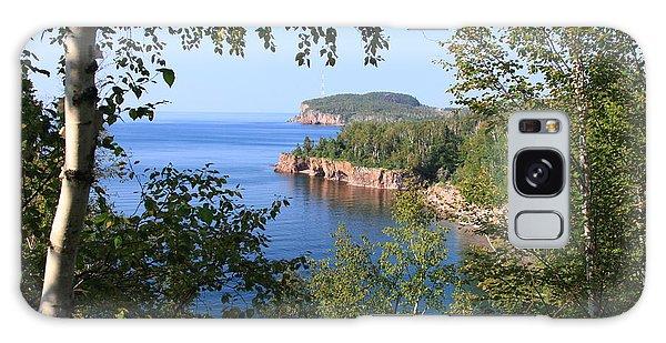 North Shore Lake Superior Galaxy Case