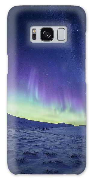 Milky Way Galaxy Case - Northern Light by Tor-Ivar Naess