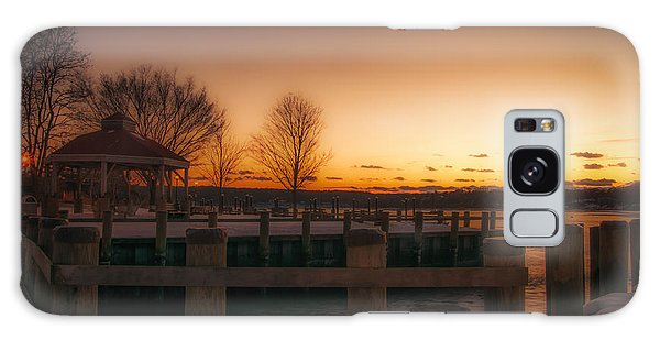 Northport Sunset Galaxy Case