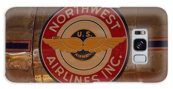Northwest Airlines 1 Galaxy Case