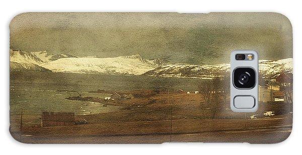 Norwegian Coast Galaxy Case by Vittorio Chiampan