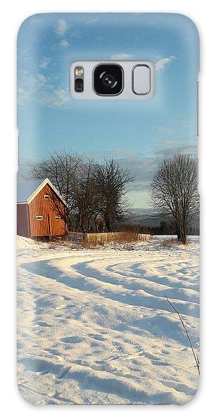 Norwegian Winter  Galaxy Case
