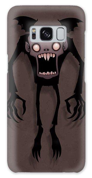 Halloween Galaxy Case - Nosferatu by John Schwegel