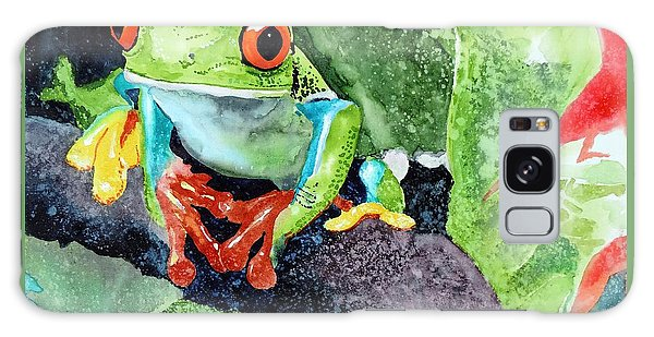 Not Kermit Galaxy Case by Tom Riggs