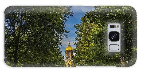 Notre Dame University 2 Galaxy Case