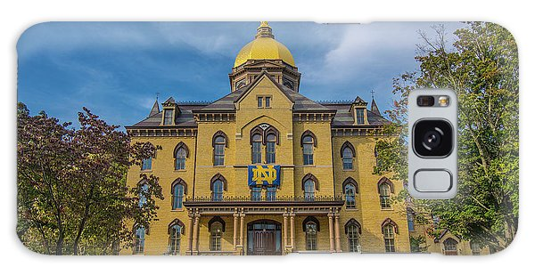 Notre Dame University Golden Dome Galaxy Case