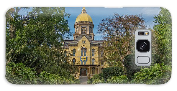 Notre Dame University Q Galaxy Case