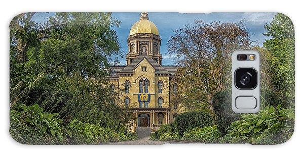 Notre Dame University Q1 Galaxy Case