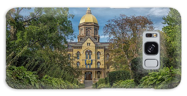 Notre Dame University Q1 Galaxy Case