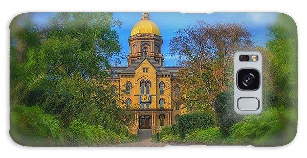 Notre Dame University Q2 Galaxy Case