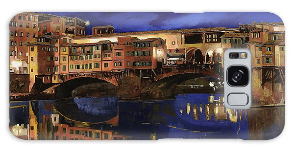 Reflections Galaxy Case - Notturno Fiorentino by Guido Borelli