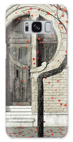 Door Galaxy Case - Nouveau by Cynthia Decker