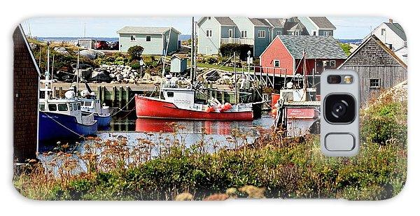 Nova Scotia Fishing Community Galaxy Case