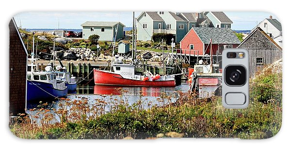 Nova Scotia Fishing Community Galaxy Case by Jerry Battle