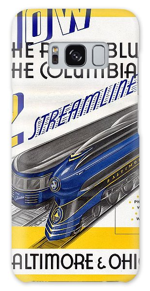 Now The Royal Blue The Columbian Galaxy Case