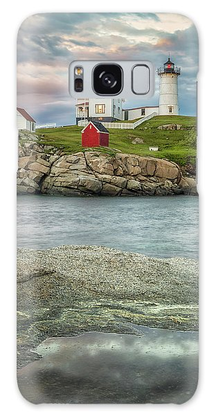 Nubble Light Galaxy Case by Brian Caldwell