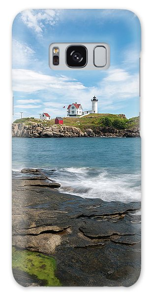 Nubble Light IIi Galaxy Case